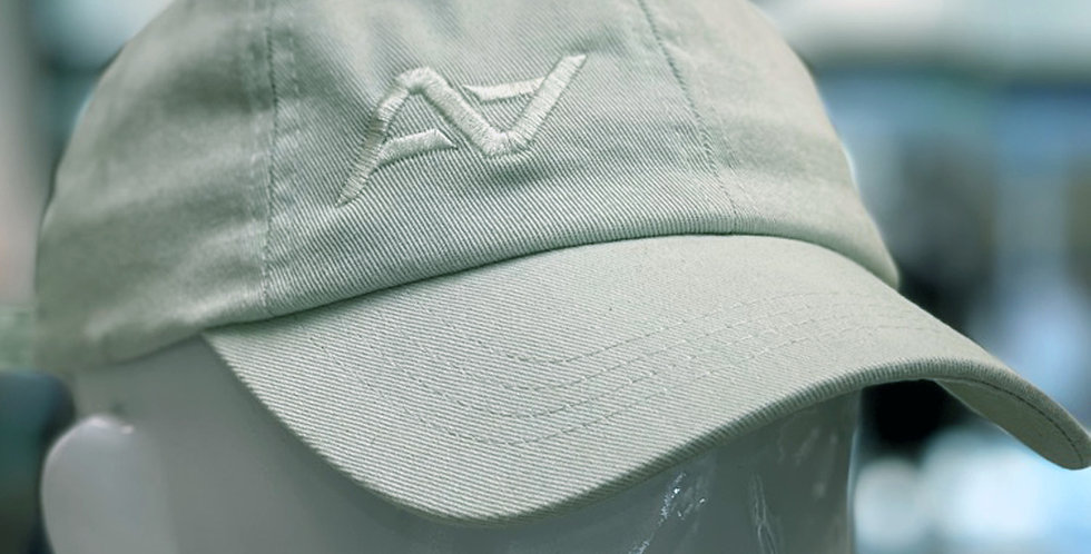 AndersundAnders vintage Cap softgreen