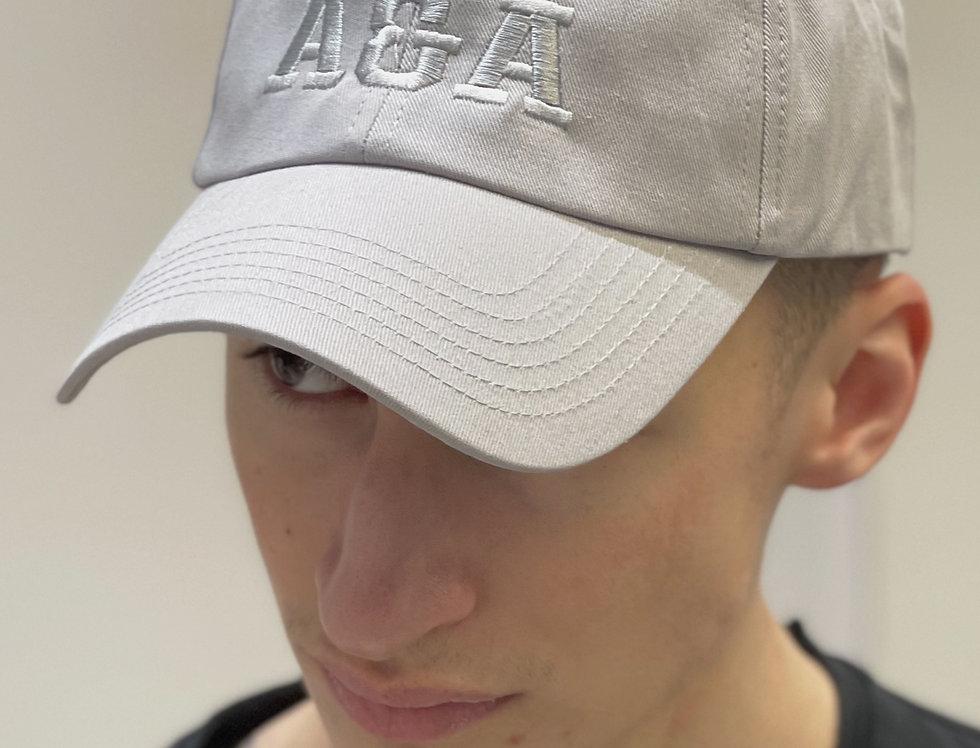 "AndersundAnders classic Cap ""A&A"" silver"