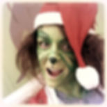 Face painters Perth WA The Grinch, All Fun Face Painting