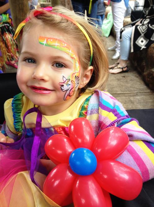 Ffion with her balloon bracelet.jpg