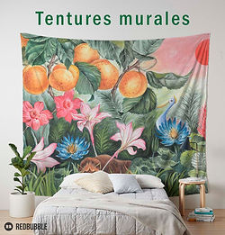 Wall tapestries redbubble