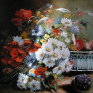 Jeté de Fleurs
