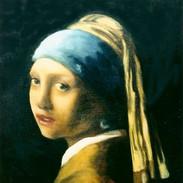 Jeune fille à la perle
