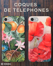 coque iphone redbubble