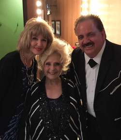 Sherry & Johnny with Brenda Lee