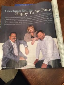 Homecoming Magazine Article