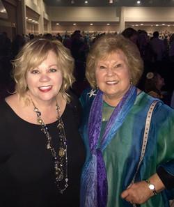 Tanya and Gloria Gaither