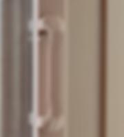 Retractable Door Screen with a Latch & Release Handle