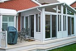 Model 300 3 Season Sunroom by Sunspace