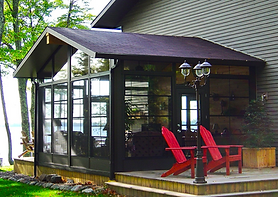 Model 200 Porch, Screen Enclosures by Sunspace
