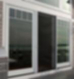 Open your door with a retractable door screen