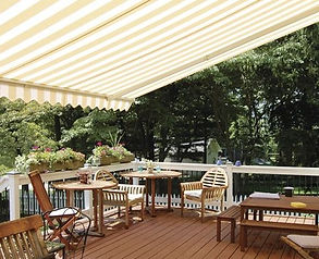 Aristocrat awnings, shades & canopies