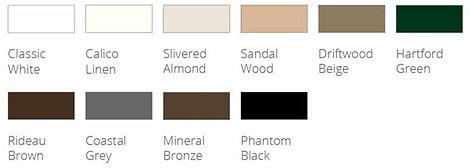 Screen Colors