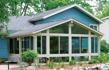 Sunrooms and awnings by Betterliving
