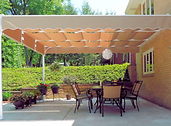 Aluminum Capri, Shade Tree