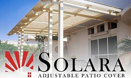 Solara Adustable Patio Cover