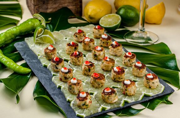 Caribbean Lump Crab Cakes
