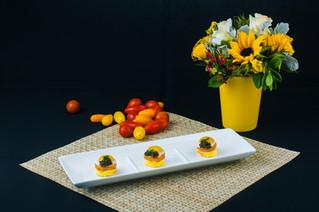 Caviar & Quail Egg