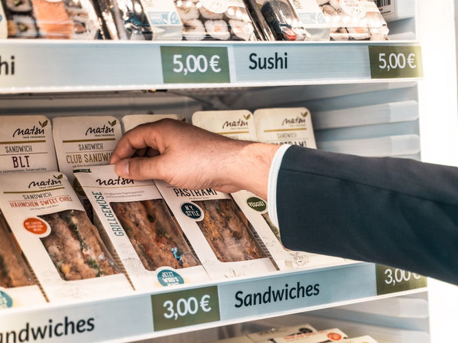 Freie Wahl im Kühlschrank