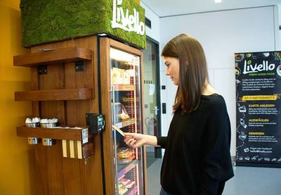 Livello Essensautomat