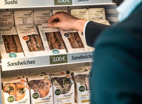 Der gesunde Essensautomat und intelligente Kühlschrank für's Büro als innovative Catering-Lösung