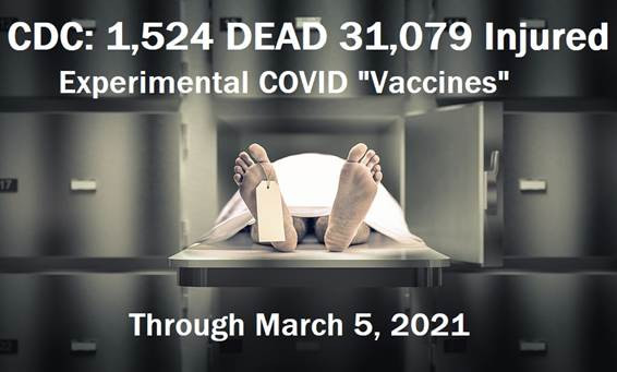 The Horror Of Friendly Vaccine Fire – Decimating Humanity By Suppressing Immunity