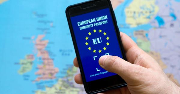 European_Plans_for_Vaccine_Passports_Wer
