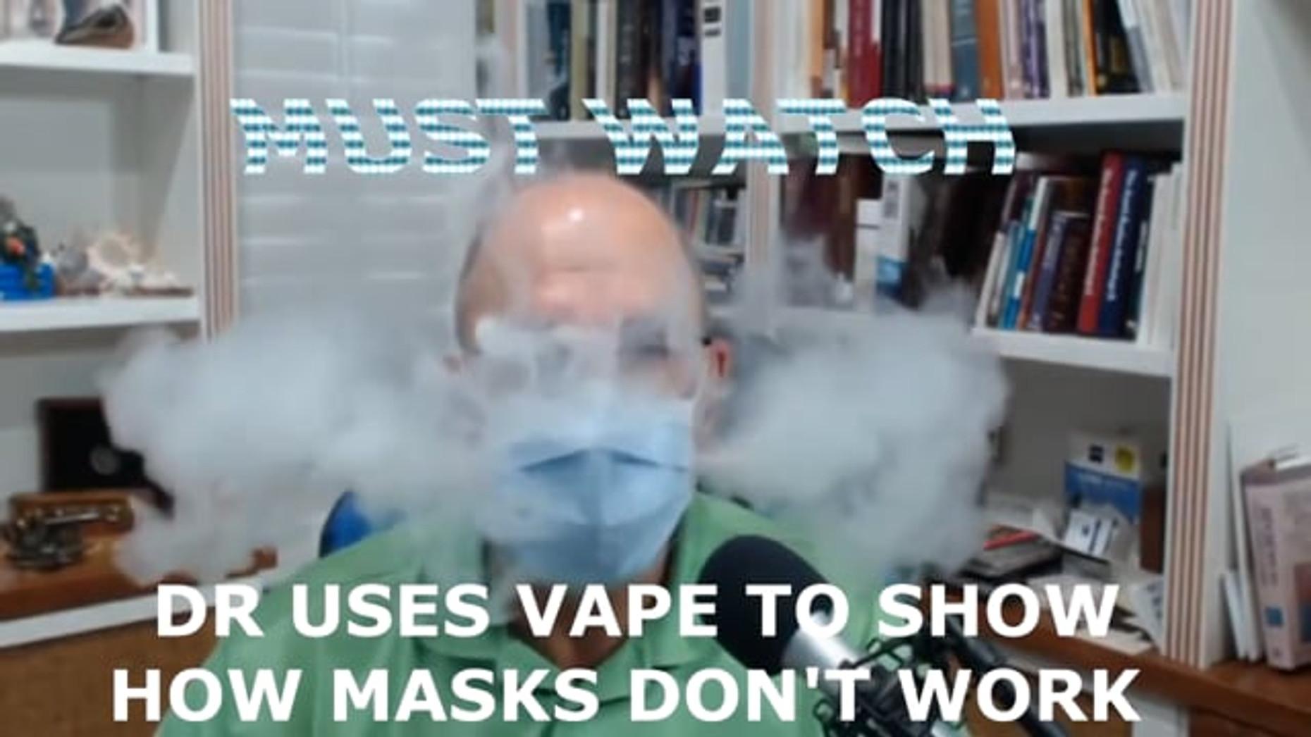 Masks Don't Work