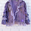 Thumbnail: custom upcycled dvintage denim jacket