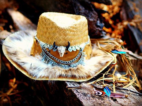 Bohemian Cowboy Hat