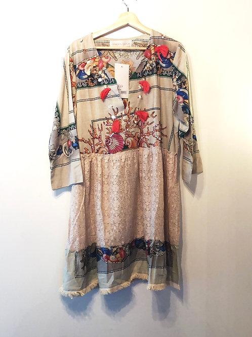 Medusa tunic dress