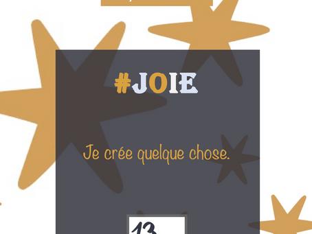 Défi Noëlissime / J13