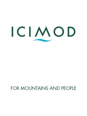 INTERNATIONAL CENTRE FOR INTEGRATED MOUNTAIN DEVELOPMENT