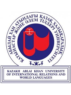 KAZAKH ABLAI KHAN UNIVERSITY OF INTERNATIONAL RELATIONS AND WORLD LANGUAGES