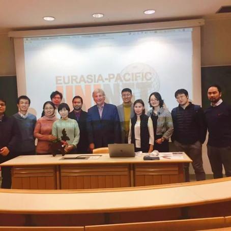 EPU奖学金项目-2018圣诞聚会