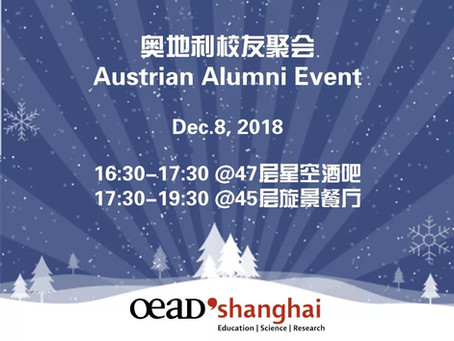 Activity report || Austrian Alumni Christmas Party 2018