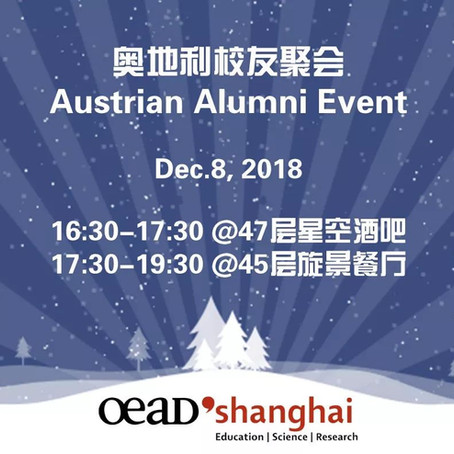 Activity report    Austrian Alumni Christmas Party 2018