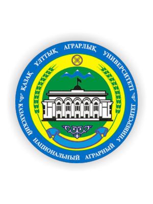 KAZAKH NATIONAL AGRARIAN UNIVERSITY