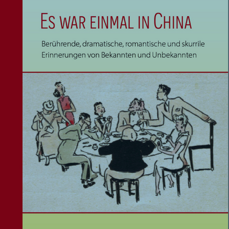 Publication in occasion of 50 years diplomatic relations between Austria and China