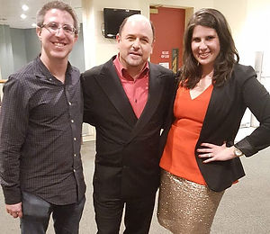 Jason Alexander is so talented on stage!