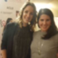 From last night with #JessieMueller #dou