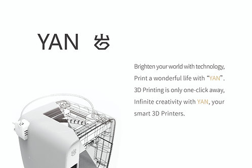 iMaker AI視訊 3D印表機