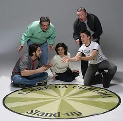 2005 - Clube da Comédia Estúdio - SP