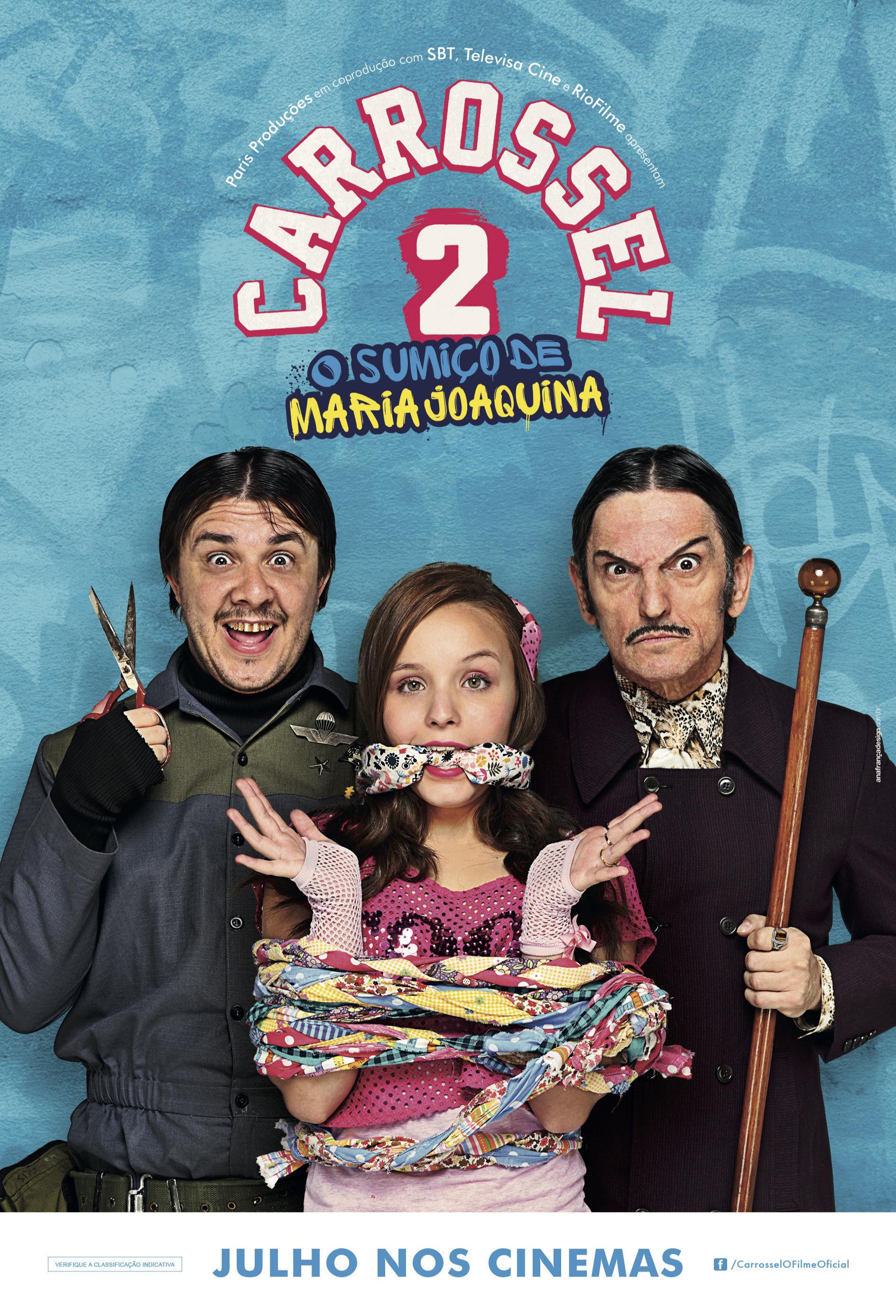 2016 - Carrossel 2 - O Sumiço de Maria Joaquina
