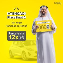 2020 - Helpay - Placa