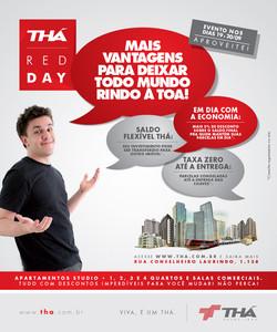 2015 - Thá Red Day - Curitiba e Londrina