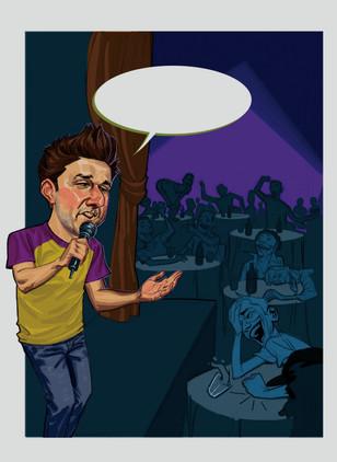 2009 - Juarez Ricci - Revista Mad