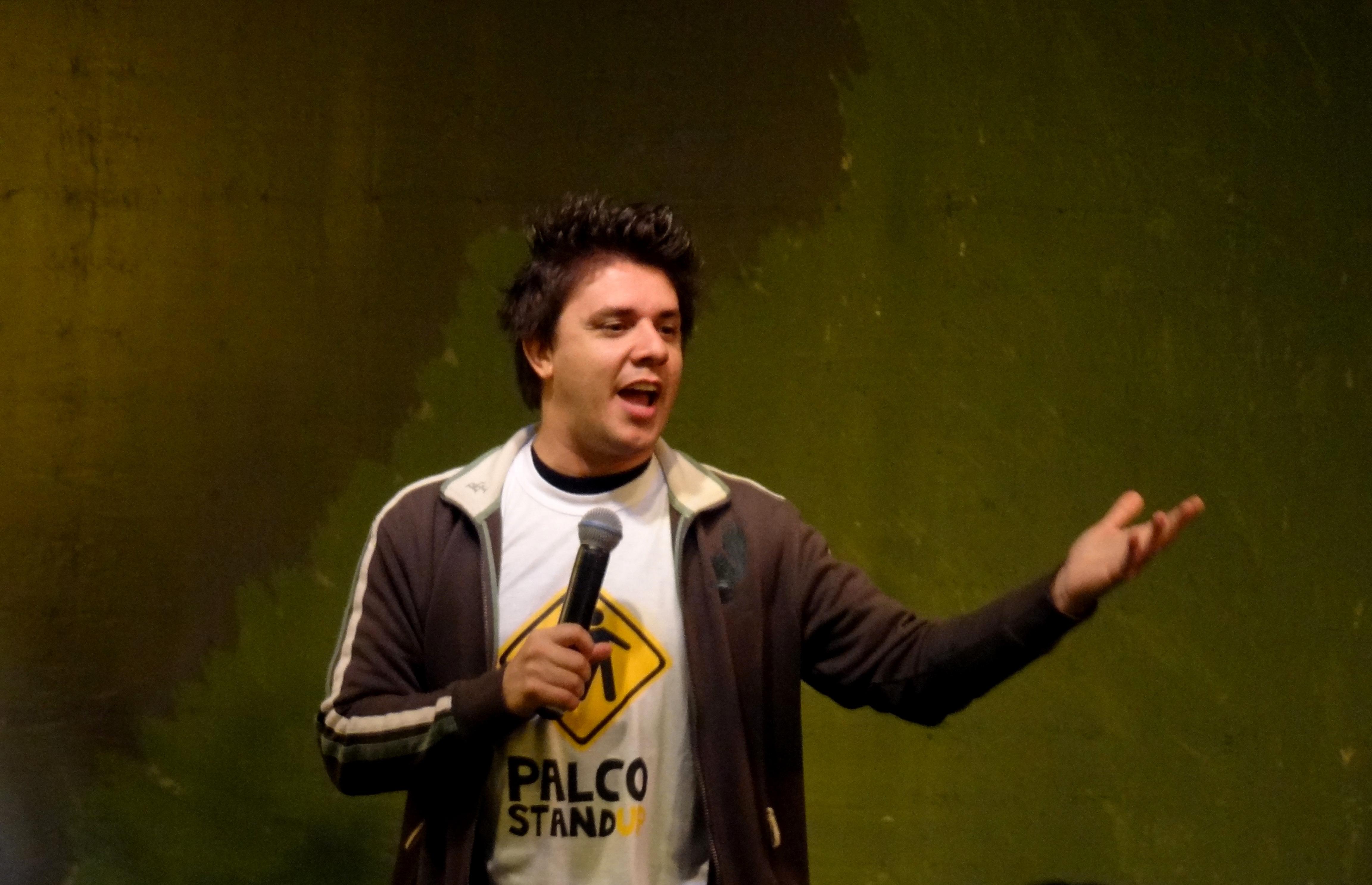 2012 - Virada Cultural Stand-up