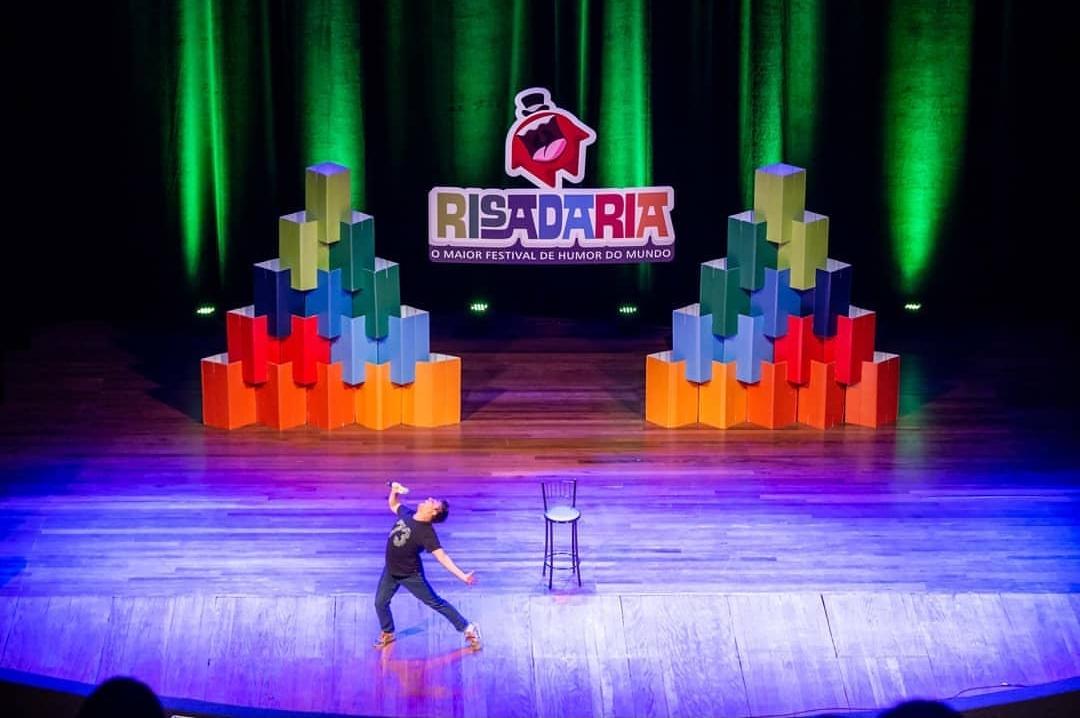 2018 - Risadaria