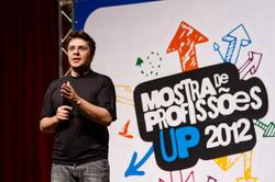 2012 - Mostra de Profissões da Universidade Positivo